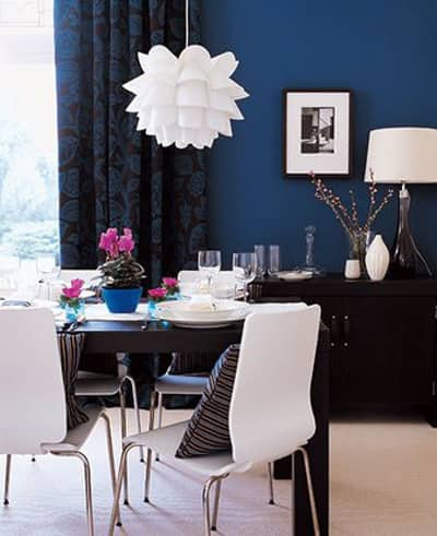 Navy and Black Rooms: gallery slide thumbnail 12