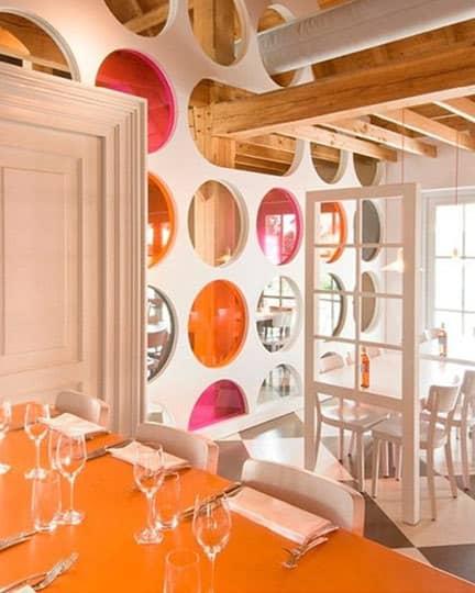 Vibrant Pink & Orange: gallery slide thumbnail 15