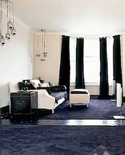 Navy and Black Rooms: gallery slide thumbnail 5
