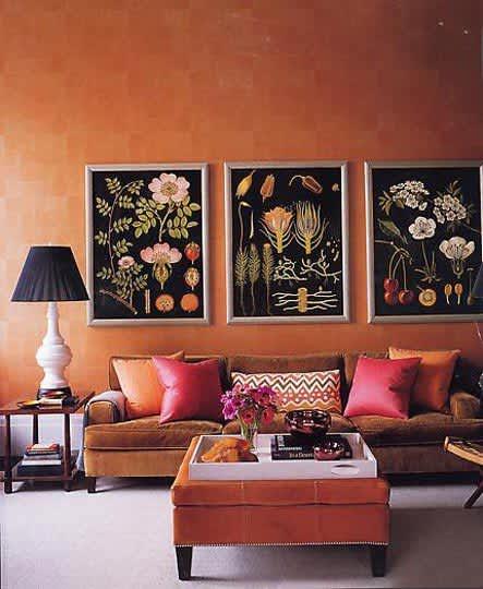Vibrant Pink & Orange: gallery slide thumbnail 6