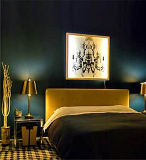Navy and Black Rooms: gallery slide thumbnail 6