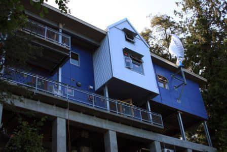 Donna & Riley's Zero Energy Idea House: gallery slide thumbnail 4
