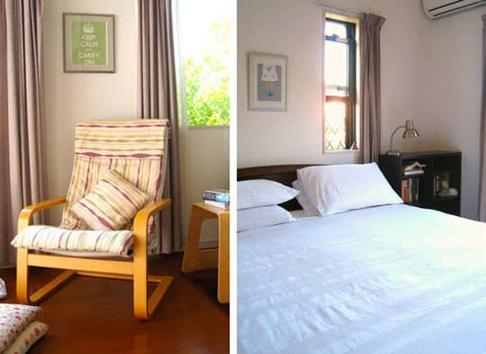 8 Real Bedrooms Where Simplicity Reigns: gallery slide thumbnail 4