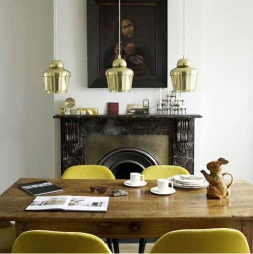 Restyle a Basic Wooden Dining Table: gallery slide thumbnail 5