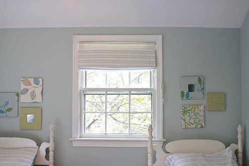 Fabri-Tac-tastic, Part II: No-Sew Window Treatment Redos: gallery slide thumbnail 7