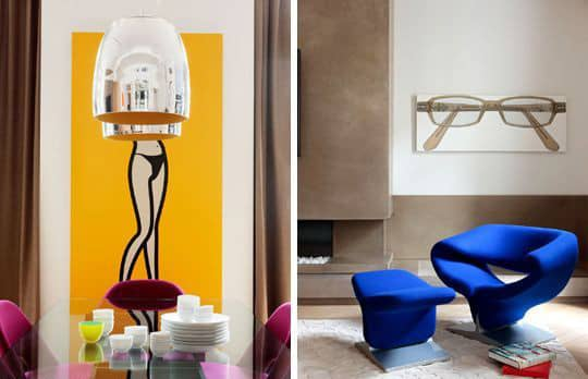 Bright, Beautiful Parisian Loft: gallery slide thumbnail 1