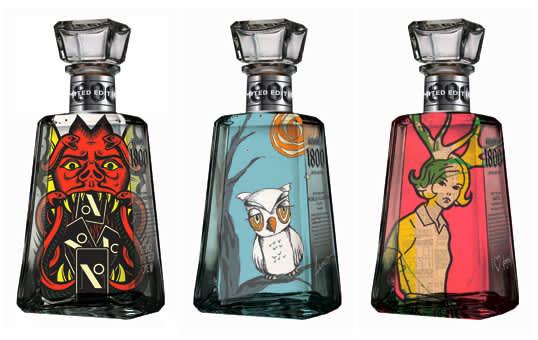 Stylish Spirits: Bottles You'll Want to Reuse: gallery slide thumbnail 3