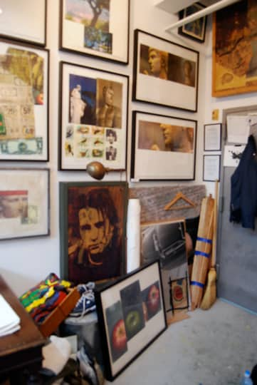 Brian Petro's Lower East Side Studio: gallery slide thumbnail 6