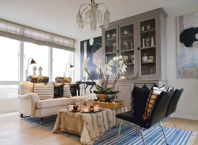 Inspiration: Designer Malene Birger's Home: gallery slide thumbnail 4