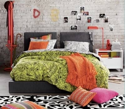 Mismatched Bedding: gallery slide thumbnail 2