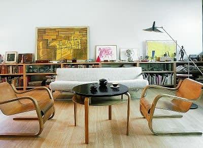 A Bright & Modern Zurich Home: gallery slide thumbnail 3