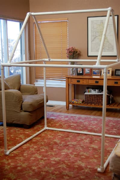 Collapsible Indoor Playhouse: gallery slide thumbnail 2