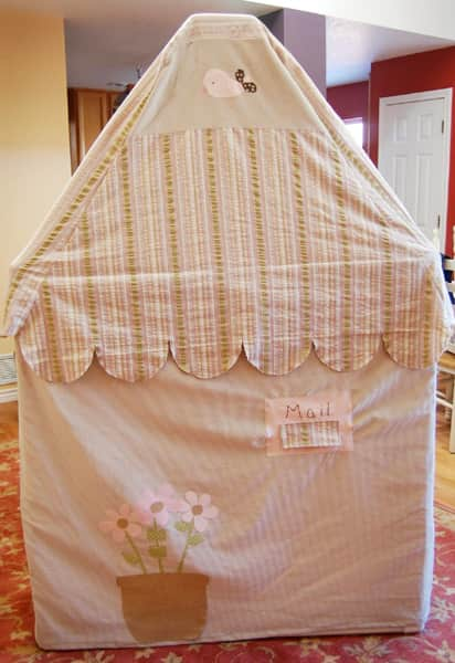 Collapsible Indoor Playhouse: gallery slide thumbnail 3
