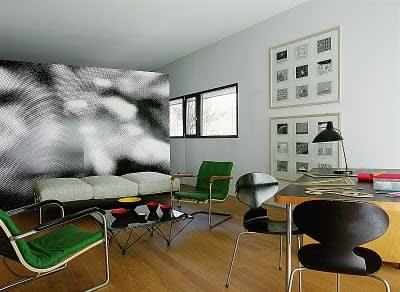 A Bright & Modern Zurich Home: gallery slide thumbnail 1