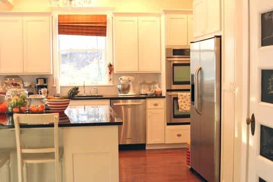 Before & After Kitchen Remodel: gallery slide thumbnail 1