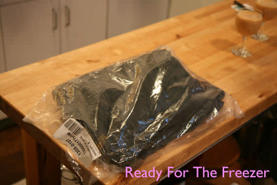 How To Clean Your Jeans Without Water (In the Freezer!): gallery slide thumbnail 5