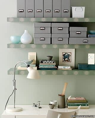 Personalized Floating Shelves: gallery slide thumbnail 3