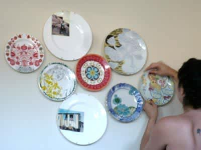 How To Hang Plates: gallery slide thumbnail 6