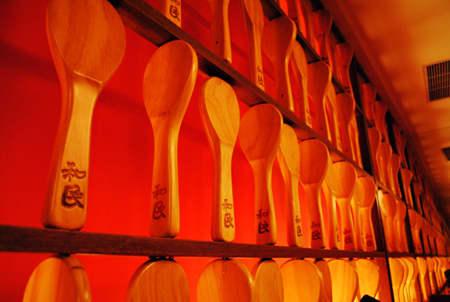 Wooden Spoon Decor: gallery slide thumbnail 2