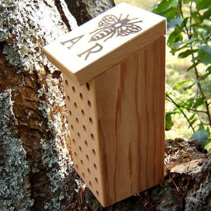 Bee Happy! Apiary Designs To Savor: gallery slide thumbnail 4