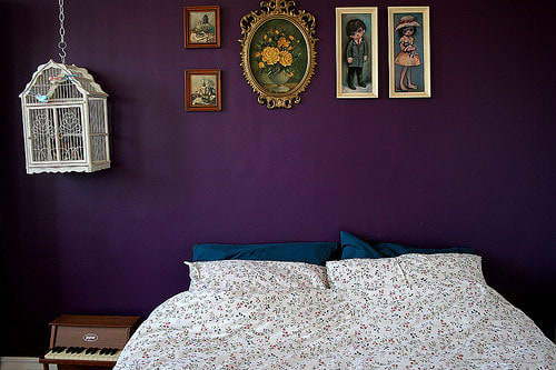 Purple Rooms That I Don't Hate Part 2: gallery slide thumbnail 15