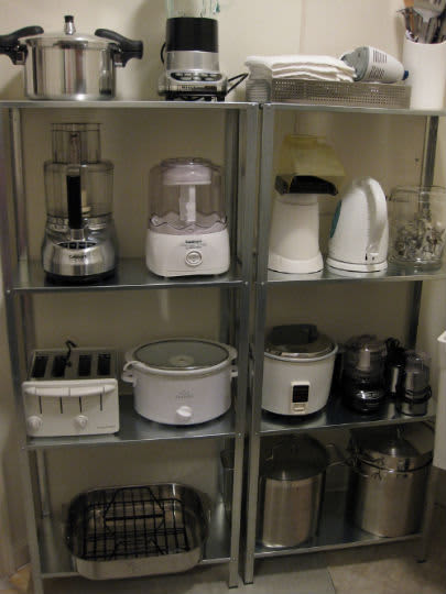 Storing a Stand Mixer, 4 Ways: gallery slide thumbnail 4