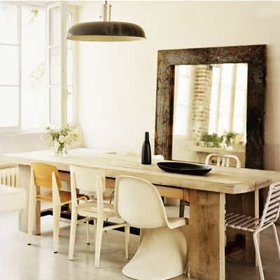 Mismatched Chairs for Family Dining: gallery slide thumbnail 7