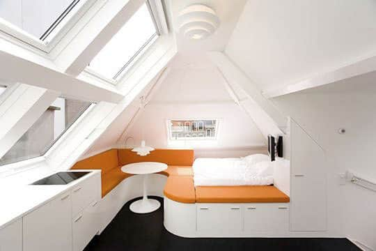 10 Small Space Solutions from Hotels: gallery slide thumbnail 5