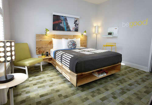 10 Small Space Solutions from Hotels: gallery slide thumbnail 3