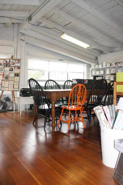 Hello!Lucky's Cozy Letterpress Studio: gallery slide thumbnail 4