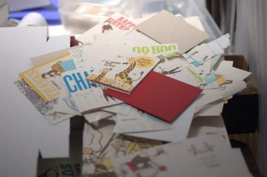 Hello!Lucky's Cozy Letterpress Studio: gallery slide thumbnail 20