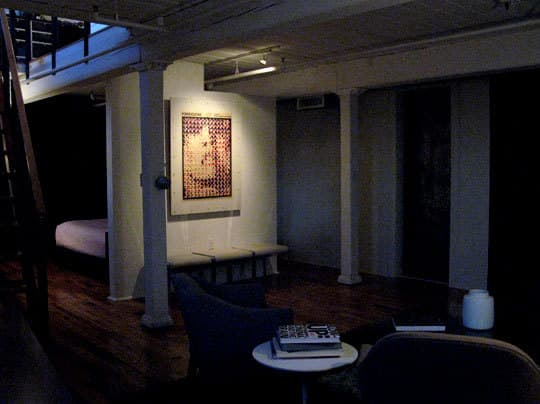 Richard & Julie's Elegant Industrial Loft: gallery slide thumbnail 3