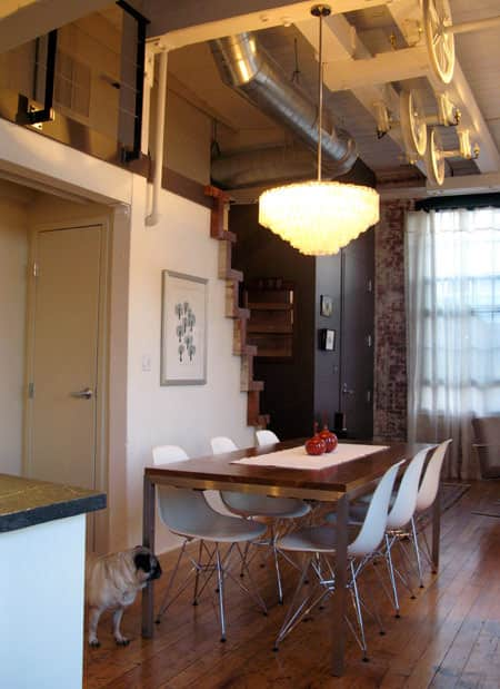 Richard & Julie's Elegant Industrial Loft: gallery slide thumbnail 26