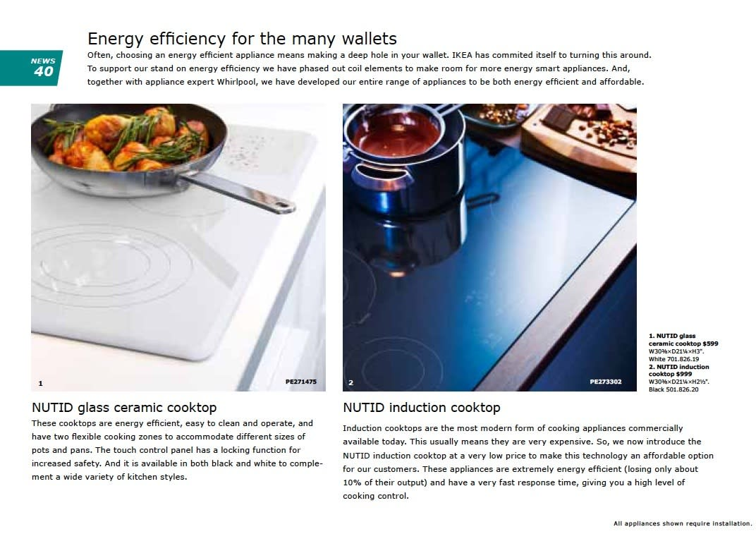 IKEA 2011 Catalog Sneak Peek: Desks, LEDs & Appliances: gallery slide thumbnail 4