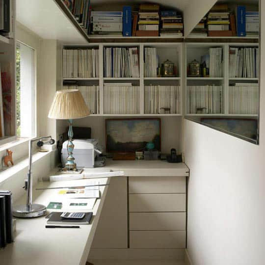 Work Around: Closets as Offices: gallery image 2
