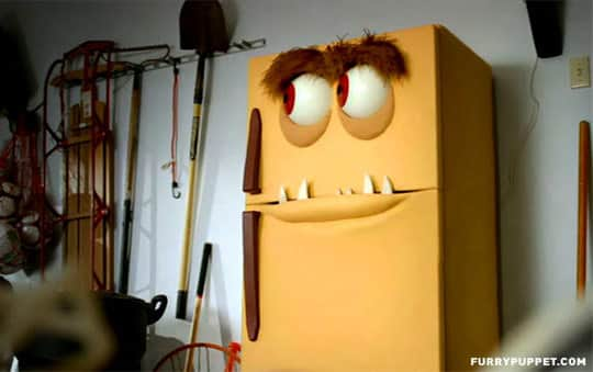 Turn Your Appliances Into Furry Monsters: gallery slide thumbnail 1