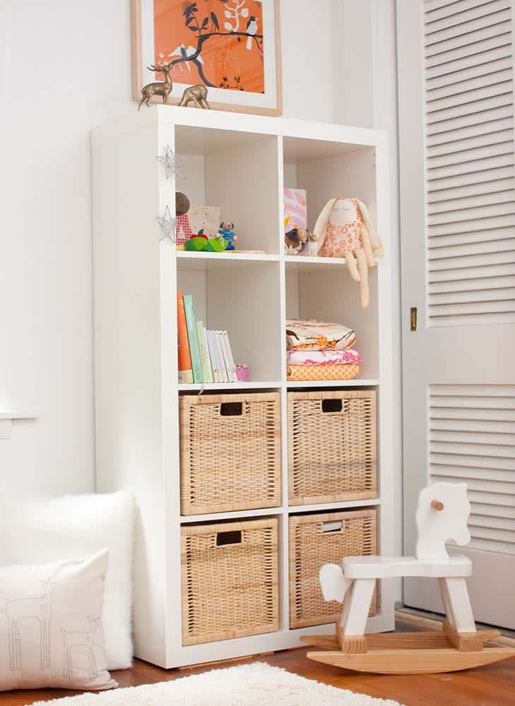 Osianna's Modern Baby Nursery: gallery slide thumbnail 1