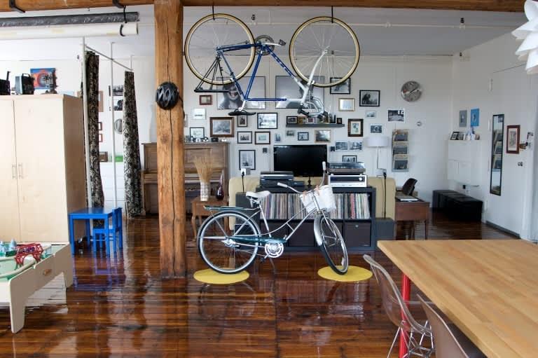 Hiherson's South End Loft: gallery slide thumbnail 1
