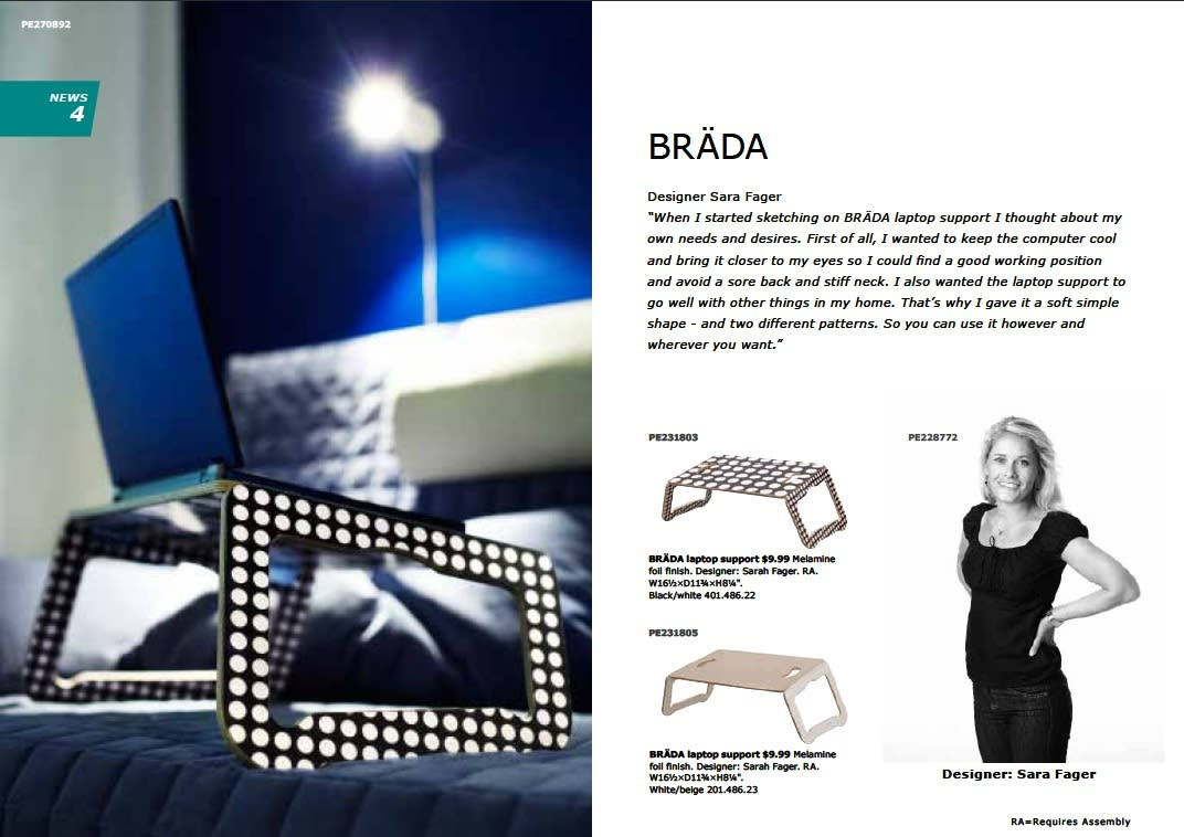 IKEA 2011 Catalog Sneak Peek: Desks, LEDs & Appliances: gallery slide thumbnail 8