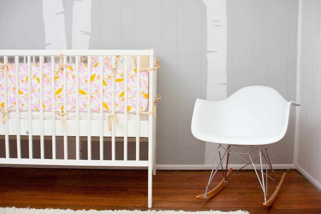 Osianna's Modern Baby Nursery: gallery slide thumbnail 4