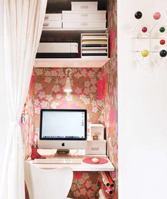 Work Around: Closets as Offices: gallery image 8