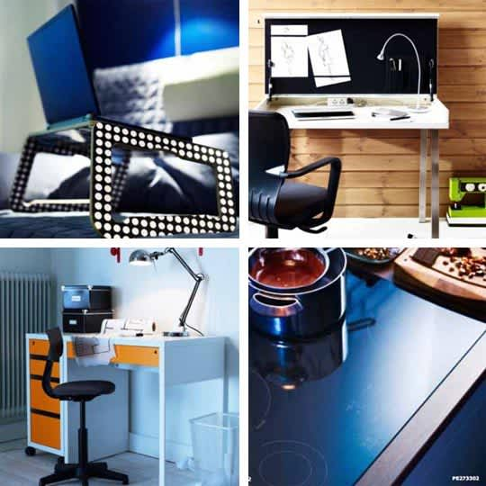 IKEA 2011 Catalog Sneak Peek: Desks, LEDs & Appliances: gallery slide thumbnail 5