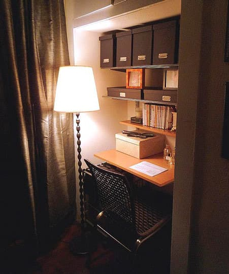 Work Around: Closets as Offices: gallery image 4