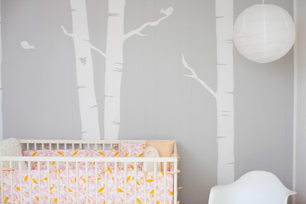 Osianna's Modern Baby Nursery: gallery slide thumbnail 7