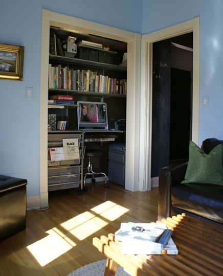 Work Around: Closets as Offices: gallery image 5