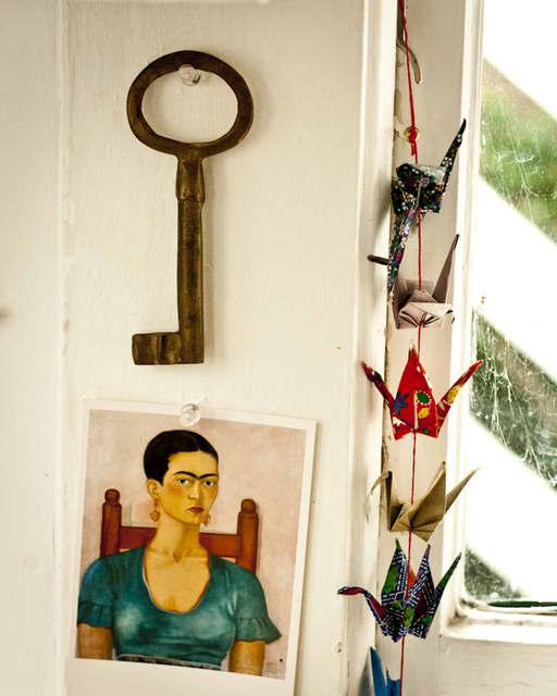 Paper Crane Decor: gallery slide thumbnail 1