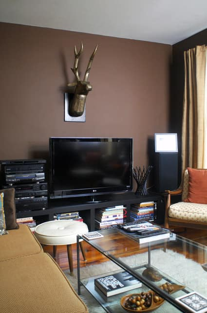 Wall Mounted vs On A Stand: TV Display Options: gallery slide thumbnail 1