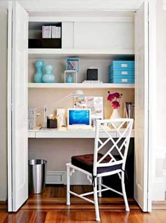 Work Around: Closets as Offices: gallery image 1
