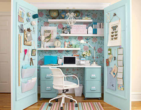 Work Around: Closets as Offices: gallery image 6