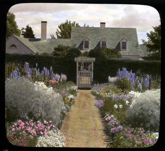 The Smithsonian's Archives of American Gardens: gallery slide thumbnail 4